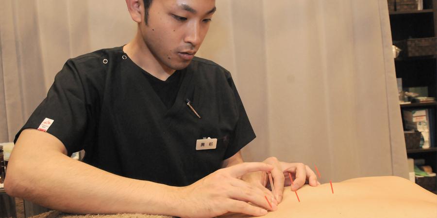 鍼灸(はり・きゅう) メインイメージ