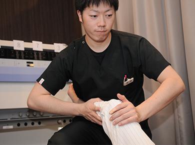 ひざの痛みの治療内容・施術方針