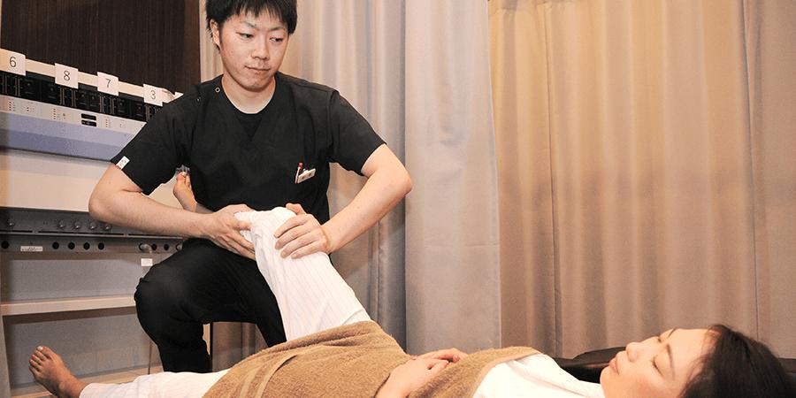 膝の痛み メインイメージ