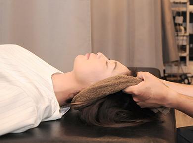 寝違えの治療内容・施術方針