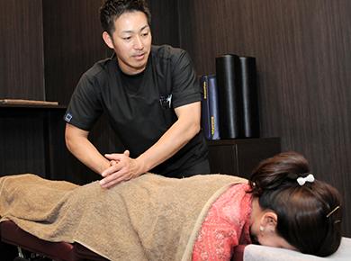 産後矯正の治療内容・施術方針
