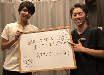 福岡市にお住まいのK・S様の骨盤の歪みが改善いたしました。