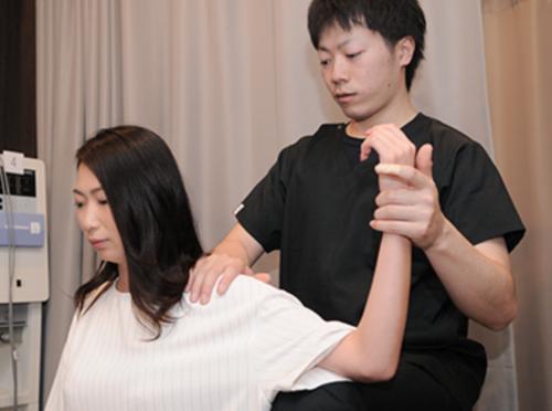 福岡市在住 S様の首肩こりが改善致しました。